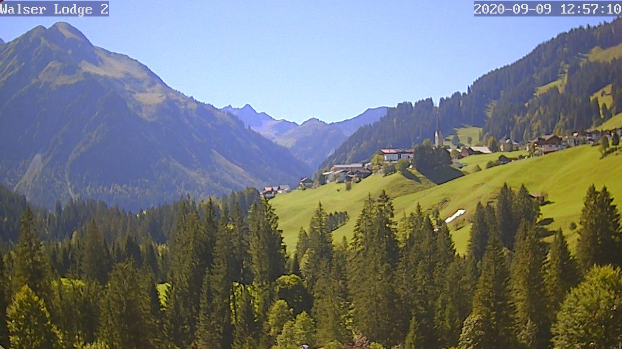 Walser Lodge Mittelberg Höfle